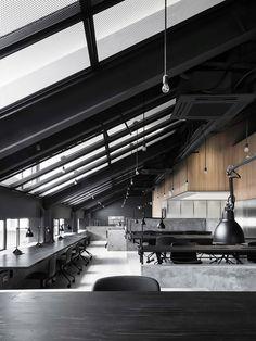 Escritório Industrial