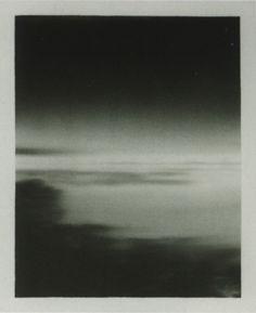 Gerahrd Richter - paysage enneigé (flou)