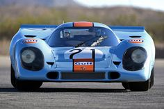 Restored Porsche 917K returns to US race track after 40 years