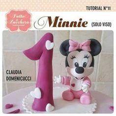 Cute Minnie tutorial