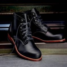 Fancy - 1000 Mile Boots by Wolverine