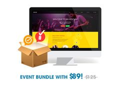 Event bundle with $89 #ohanah