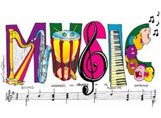 Music to my ears Music Notes Art, Music Letters, Music Pics, Music Images, I Love Music, Make Mine Music, Kinds Of Music, Music Drawings, Music Artwork