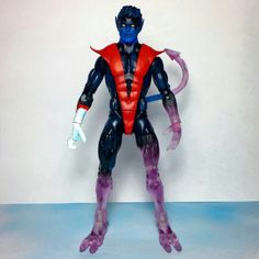 Nightcrawler Custom Action Figure