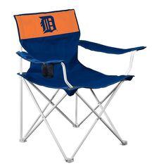 Detroit Tigers MLB Canvas Chair