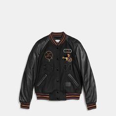 Classic Varsity Jacket - Alternate View A1