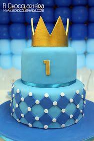 Lembram do bolo que nós fizemos para o Pequeno Príncipe Gabriel ? O post do bolo do Gabriel é um dos mais acessados do blogs e esse se torno...
