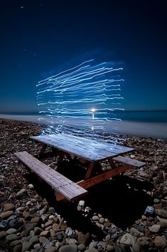 toby keller: light painting