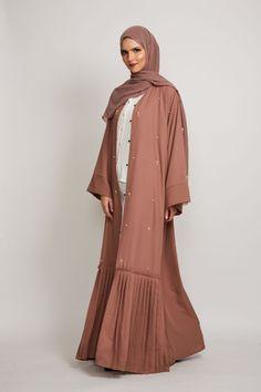 Balmain Open Jacket Abaya