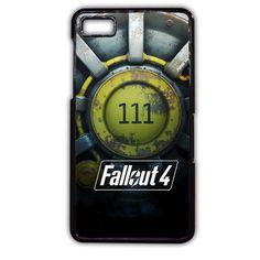 Fallout 4 TATUM-4070 Blackberry Phonecase Cover For Blackberry Q10, Blackberry Z10