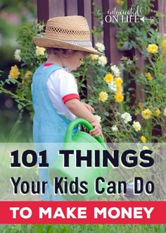 101ThingsYourKidsCan