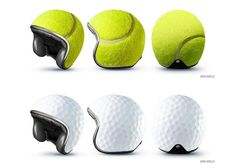 Creative Motorcycle Helmets by GOOD Motorcycle Helmet Design, Motorcycle Helmets, How To Play Tennis, Tennis Online, Tennis Party, Tennis Accessories, Tennis Clubs, Tennis Tips, Tennis Clothes