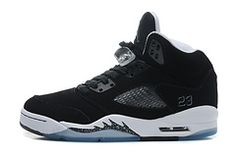 Nike Air Jordan AJ5 Retro Jordan 5 Basketball Shoes Men And Women Shoes Oreo|only US$98.00 - follow me to pick up couopons.