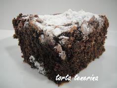 Wet coke of chocolate - Coc humit de xocolata - no tot són postres... a la cuina