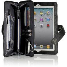 The Wallet for iPad 2/3/4 by Happy Owl Studio, New iPad Accessories, iPad Stand, iPad Case