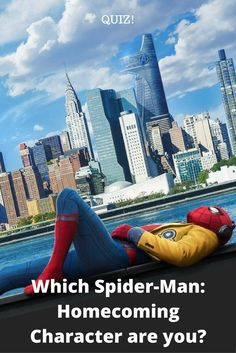 Sony and Marvel have released the first Spider-Man: Homecoming poster; the film stars Tom Holland, Robert Downey Jr., Marissa Tomei, and Michael Keaton. Michael Keaton, Marvel Dc Comics, Films Marvel, Spiderman Marvel, Spiderman Poster, Mcu Marvel, Spiderman Classic, Thanos Avengers, Poster Marvel