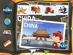 Whole Wide World, Fun Learning Games for Kids 5 - 8: Play the world one game at a time.