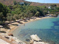 Gialiskari beach, Kea, Greece