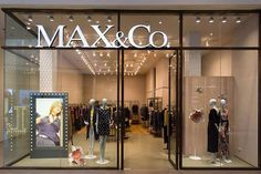 MAX&Co. now open on the 2nd floor of Groove zone Centralworld Check out day to night wardrobe from Spring-Summer 2017 collection #maxandcoth #maxandco #maxandcoflagshipstore #ss17 @pacificagroup  via NUMERO THAILAND MAGAZINE OFFICIAL INSTAGRAM - Celebrity  Fashion  Haute Couture  Advertising  Culture  Beauty  Editorial Photography  Magazine Covers  Supermodels  Runway Models