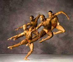 Ballet Alvin Ailey Dance Troupe
