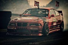 BMW E36 M3 Drift Monster