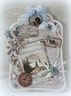 """Ineke""""s Creations: Winter groetjes"""