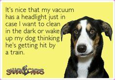 Vacuum light