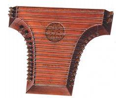 SALTERIO:---> Instrumento de cuerda pulsada a veces percutida que consiste en una caja de resonancia sobre la que se extienden las cuerdas, que son pulsadas ..