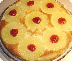 La TARTA DE PIÑA 🍍 es un delicioso pastel a base de esta exótica fruta. ¡Su sabor es tan delicioso que no querrás preparar ningún pastel de otro tipo!