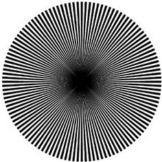 Art as Visual Research: 12 Examples of Kinetic Illusions in Op Art Art Optical, Optical Illusions, Optical Illusion Wallpaper, Illusion Kunst, Foto Gif, Sidewalk Art, Ecole Art, 3d Street Art, Fractal Art