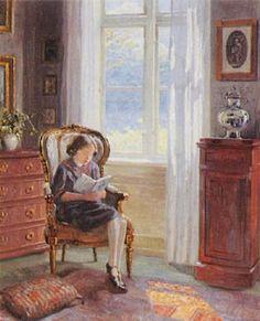 Reading and Art: Robert Panitzsch