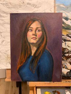 Oil Paintings, Painting & Drawing, Drawings, Beauty, Instagram, Art, Art Background, Kunst, Sketches