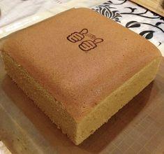 Gula Melaka Coconut Sponge