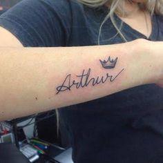 tattoo arthur - Pesquisa Google