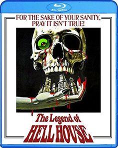 Roddy McDowall & Pamela Franklin & John Hough-Legend of Hell House