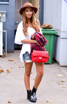 Casual but classy look! LOVE IT!