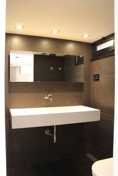 Big Beautiful White Sink