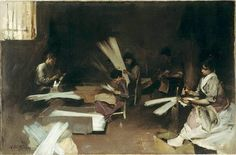 the painted drum essay