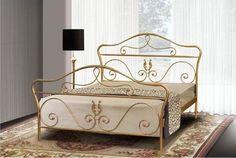 8122 Κρεβάτι Διπλό Μεταλλικό 160x200cm - Skroutz.gr