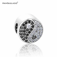 Jewelry & Accessories Popular Brand Pandulaso Expressive Miki Mouse Beads Fit Charms Bracelets Diy Jewelry White & Black Enamel Silver Beads For Jewelry Making