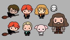 An exclusive first look at adorable new drawings of Harry Potter characters, coming soon to licensed products in Japan. An exclusive first look at adorable new drawings of Harry Potter characters, coming soon to licensed products in Japan. Harry Potter Anime, Harry Potter Diy, Harry Potter Kawaii, Stickers Harry Potter, Mundo Harry Potter, Harry Potter Pictures, Harry Potter Characters, Harry Potter Memes, Harry Potter World
