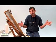 Watercolor Techniques with Don Andrews - Color Theory-Mixing Colors Part 2 - The Demonstration - YouTube Colorful Grays