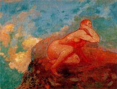 Bertrand-Jean Redon, better known as Odilon Redon (April 20, 1840 – July 6, 1916) was a French Symbolist painter, printmaker, draughtsman ...