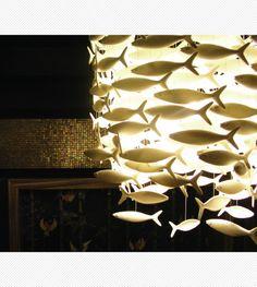 Scabetti | Installations | Shoal - Kai Mayfair