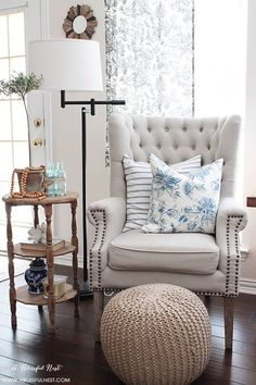Cottage Style Decorating Ideas | Pinterest | Cottage style, Side ...