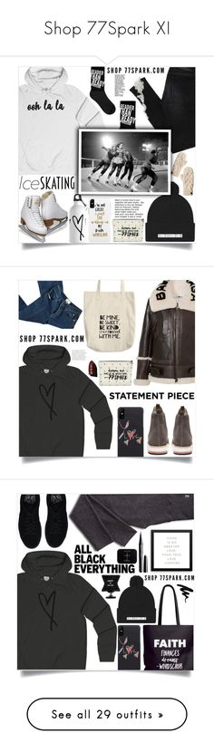 """Shop 77Spark XI"" by samra-bv ❤ liked on Polyvore featuring Balenciaga, Matt Bernson, 3.1 Phillip Lim, Anastasia Beverly Hills, Bond No. 9, Mark & Graham, Puma, Vision, Ted Baker and Bodas"