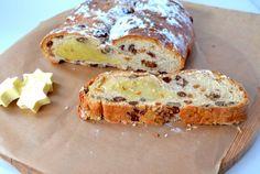 Kerststol maken Dutch Recipes, Sweet Recipes, Baking Recipes, Dessert Recipes, Desserts, Christmas Bread, Christmas Brunch, Homemade Christmas, Xmas Food