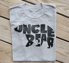 Uncle Bear Shirt, Uncle Bear Tshirt, Uncle Shirt, Uncle Tshirt, Uncle Gift, Best Uncle Ever, Uncle To Be, Bear Family Shirts, New Uncle Gift by FunTrendyTees on Etsy