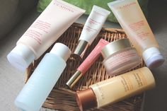 Lily Pebbles favourite Clarins products...