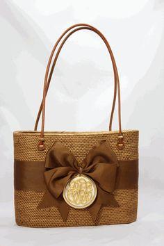 b50654c8c4 Handbags as extraordinary as the women who carry them.  BosomBuddyBags Straw  Handbags